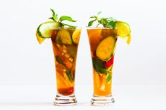 Pimms Royalty Free Stock Photo