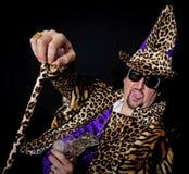 Pimp kostuum Royalty-vrije Stock Afbeeldingen