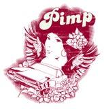 Pimp Stock Photo