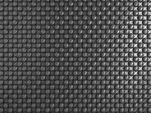 Pimply Carbon fibre texture. Useful as background Royalty Free Stock Photo