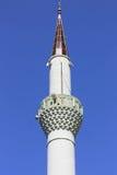 Pináculo da mesquita. Fotos de Stock Royalty Free