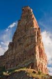 Pináculo da rocha Fotografia de Stock