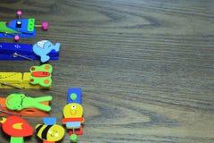 Pin шаржа Стоковое Изображение RF