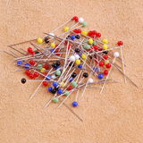 Pin Imagen de archivo libre de regalías