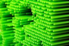 Pin art green abstract background. Pin art green abstract as background . Macro shot Royalty Free Stock Image