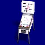 Pin-ball machine Stock Images
