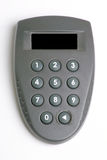 Pin code machine Stock Photography