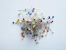 Pin crafts Stock Image