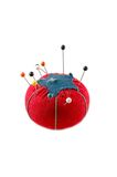 Pin cushion Royalty Free Stock Photo