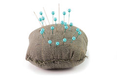 Pin Cushion Lizenzfreies Stockbild
