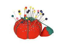 Pin Cushion Stock Images