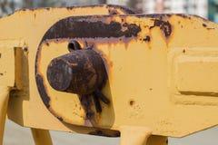 Pin e contrapino Fotografia de Stock