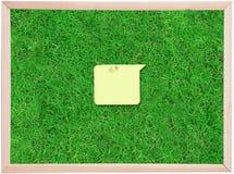 Pin encima del tablero Foto de archivo