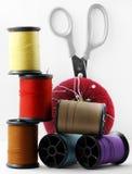 Pin et laine Images libres de droits