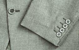 Pin stripe suit Stock Photos