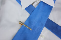 Pin for a tie Royalty Free Stock Photo