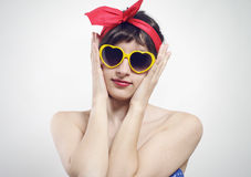 Pin up Stock Photography