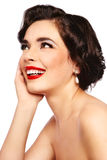 Pin-up beauty Royalty Free Stock Photography