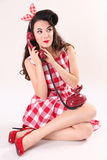 Pin up fashion Stock Photos