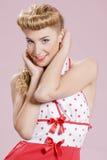Pin-up-Girl Lizenzfreies Stockfoto