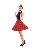Pin Up Girl Stock Images