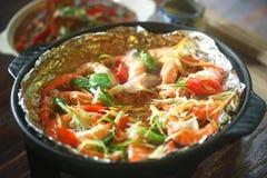 Pin up shrimp