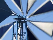 Pin-wheel in der Bewegung Lizenzfreies Stockfoto