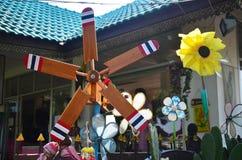Pin wheel or windmill Stock Image