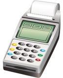PIN wireless card reader Royalty Free Stock Photos