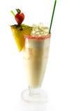 Pina Colada Cocktail/ПиР½Ð° КР¾ Д ¹ Д ÑŒ för 'ÐΜÐ för ¾ ÐºÑ för аÐ'а кРRoyaltyfri Fotografi