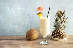 Pina Colada Cocktail image libre de droits