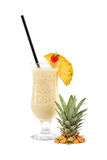 Pina Colada Cocktail Stockbild