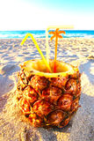 Pina Colada drink Royalty Free Stock Photos