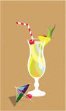 Pina Colada Royalty Free Stock Photos