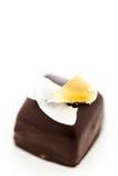Pina colada truffle Royalty Free Stock Image