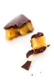 Pina colada truffle Stock Photos