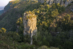 The Pinacle in Mpualanga, South Africa Stock Images