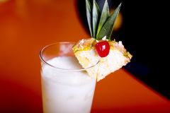 Pinacolada cocktail Royalty Free Stock Images