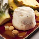 Pinacolada dessert Stock Photo