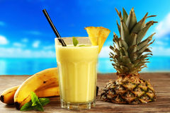 Pinacolada Royalty Free Stock Photos