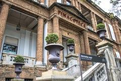Pinacoteca Στοκ Φωτογραφίες