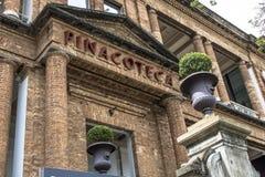 Pinacoteca Στοκ εικόνα με δικαίωμα ελεύθερης χρήσης