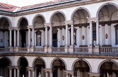 Pinacoteca di Brera Стоковая Фотография