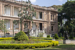 Pinacoteca gör Estado Royaltyfri Bild