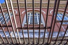 Pinacoteca Station Stock Photography