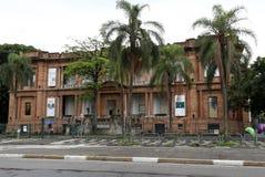 Pinacoteca tun Estado De Sao Paulo Stockfotografie