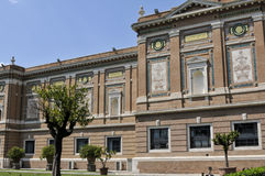 Pinacoteca Watykan miasto Zdjęcia Royalty Free