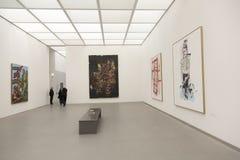 Pinakothek der摩登呢在慕尼黑 库存图片
