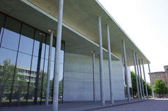 Pinakothek der Moderne Royalty-vrije Stock Fotografie