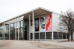 Pinakothek der Moderne Stock Image